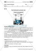 Politik, Strukturwandel in Arbeitswelt und Sozialsystemen, Bundesrepublik Deutschland heute, Arbeitsmarktstruktur, dienstleistung, Strukturwandel