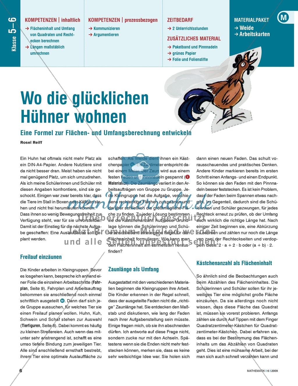 Famous Umfang Algebra Arbeitsblatt Collection - Kindergarten ...
