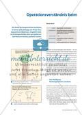 Operationsverständnis beim Bearbeiten von Rechengeschichten Preview 1