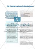 Die Zahldarstellung früher Kulturen mit WebQuests erkunden Preview 1