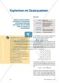 Mathematik, Zahlen & Operationen, Grundrechenarten, Funktion, Arithmetik, Kopfrechnen