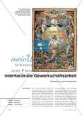 Internationale Gewerkschaftsarbeit: Globalisierung auf Arbeiterseite Preview 1
