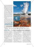 """Yellowstone: """"Supervulkan"""" oder nur Vulkan? - Entstehung, Gegenwart und Überlegungen zu seiner Zukunft Preview 2"""