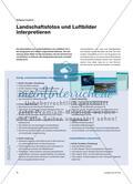 Landschaftsfotos und Luftbilder interpretieren Preview 1