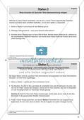Gesprächsführung: Station 1 und 2 - Wegbeschreibung: Karten lesen, auswerten und anfertigen Preview 1