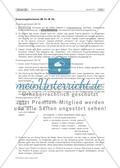 """Gruppenpuzzle """"Texterschließungsverfahren"""" & Präsentationsphase """"Der Weg durch den Text"""" Preview 16"""