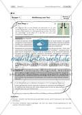 """Gruppenpuzzle """"Texterschließungsverfahren"""" & Präsentationsphase """"Der Weg durch den Text"""" Preview 1"""