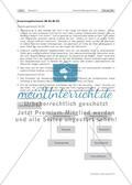 """Gruppenpuzzle """"Texterschließungsverfahren"""" & Präsentationsphase """"Der Weg durch den Text"""" Preview 25"""