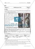 """Gruppenpuzzle """"Texterschließungsverfahren"""" & Präsentationsphase """"Der Weg durch den Text"""" Preview 3"""