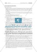 """Gruppenpuzzle """"Texterschließungsverfahren"""" & Präsentationsphase """"Der Weg durch den Text"""" Preview 7"""