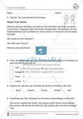 Deutsch jahrgangsübergreifend: Thema Schule Preview 35