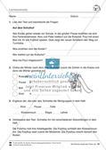 Deutsch jahrgangsübergreifend: Thema Schule Preview 38