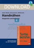 Textiles Gestalten: Handnähen Preview 1