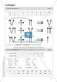Mathe an Stationen: Römische Zahlen Preview 15