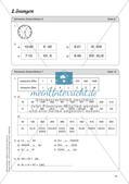 Mathe an Stationen: Römische Zahlen Preview 16