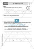 Mathe an Stationen: Römische Zahlen Preview 5