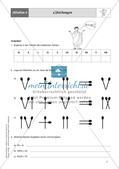 Mathe an Stationen: Römische Zahlen Preview 9