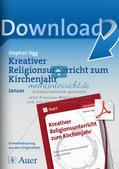 Das Kirchenjahr: Unterrichtsideen zum Januar Preview 1