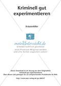 Experimente zur Diffusion und zur Osmose Preview 2