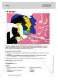 Collagen aus vorgefertigtem Papier: Gemeinschaftsarbeit und Plakat Preview 10