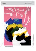 Collagen aus vorgefertigtem Papier: Gemeinschaftsarbeit und Plakat Preview 12