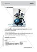 Collagen aus vorgefertigtem Papier: Gemeinschaftsarbeit und Plakat Preview 3