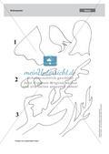 Collagen aus vorgefertigtem Papier: Gemeinschaftsarbeit und Plakat Preview 8