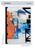 Collagen aus selbst gefertigtem Papier: Drucken und Malen Preview 7