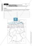 Stationenarbeit: Topografie der Erde Preview 3
