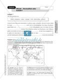 Stationenarbeit: Natürliche Ressourcen - Naturgewalten Preview 10