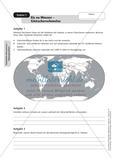 Stationenarbeit: Natürliche Ressourcen - Naturgewalten Preview 3