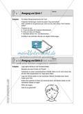 Action-Hausaufgaben: Wahrnehmung und Vorstellung Preview 8