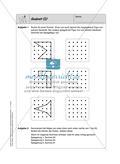Selbstkontrollaufgaben - Geometrie Preview 4