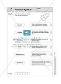 Selbstkontrollaufgaben - Geometrie Preview 7