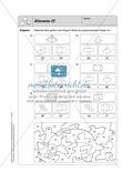 Selbstkontrollaufgaben Mathematik - Raum und Form Preview 10