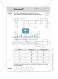 Selbstkontrollaufgaben Mathematik - Raum und Form Preview 11