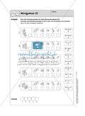 Selbstkontrollaufgaben Mathematik - Raum und Form Preview 13