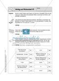 Selbstkontrollaufgaben Mathematik - Raum und Form Preview 14