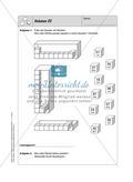 Selbstkontrollaufgaben Mathematik - Raum und Form Preview 8