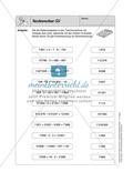 Selbstkontrollaufgaben Mathematik - Gemischte Übungen Preview 12