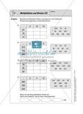 Selbstkontrollaufgaben Mathematik - Gemischte Übungen Preview 6