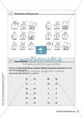Lerninhalte selbstständig erarbeiten - Zahlraumerweiterung Preview 11