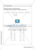 Lerninhalte selbstständig erarbeiten - Zahlraumerweiterung Preview 13