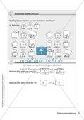 Lerninhalte selbstständig erarbeiten - Zahlraumerweiterung Preview 9
