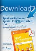 Sport an Stationen - Ultimate Frisbee Preview 1
