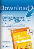 Sport an Stationen - Flag Football Preview 1
