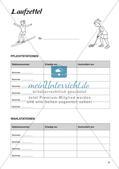 Sport an Stationen - Tchoukball, Floorball, Speed Badminton, Jonglieren Preview 18