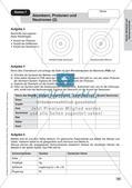 Arbeitsblätter und Schülerexperiment zu Atomen und Molekülen Preview 14