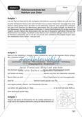 Arbeitsblätter und Schülerexperiment zu Atomen und Molekülen Preview 6