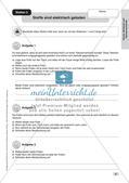Arbeitsblätter und Schülerexperiment zu Atomen und Molekülen Preview 7
